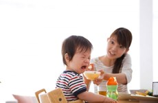 [Inforgraphics] Những thông tin dinh dưỡng các bà mẹ nên biết