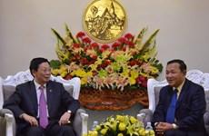 Hà Nội tặng Phnom Penh 2 triệu USD xây trường học