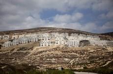 Israel công bố kế hoạch xây dựng nhà định cư mới