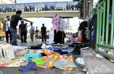 Cảnh sát Thái kết luận về vụ ném bom vào thủ lĩnh biểu tình