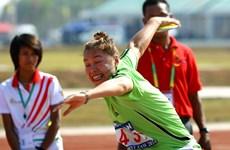 Para Games 7: Nguyễn Thị Hải ném lao phá kỷ lục thế giới