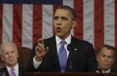 Thông điệp liên bang của Tổng thống Mỹ: 95% là đối nội