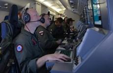 Máy bay hải quân Mỹ phát hiện vật thể lớn nghi của MH370