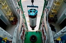 Ấn Độ phóng thành công vệ tinh định vị IRNSS thứ hai