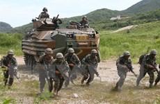 Triều Tiên yêu cầu Hàn Quốc chấm dứt trừng phạt, hủy tập trận