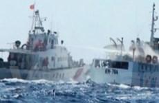Tàu Trung Quốc thường xuyên ép hướng các tàu của Việt Nam
