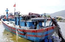 Hội Nghề cá Việt Nam phản đối Trung Quốc bắt giữ 6 ngư dân và tàu cá
