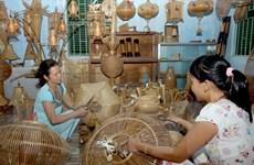 Hơn 300 gian hàng tham dự Hội chợ làng nghề Việt Nam lần 10