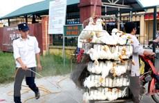Triển khai tháng vệ sinh, tiêu độc khử trùng đợt 2 trên toàn quốc