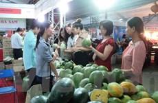 Hội chợ Nông nghiệp Đông Bắc Bộ ở Lạng Sơn có quy mô 250 gian hàng