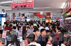 Khai trương siêu thị điện máy có quy mô lớn nhất ở Bắc Giang