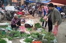 Hà Nội: Rau xanh tăng giá gấp 3, khách hàng vẫn tranh nhau mua