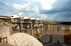 Yêu cầu tính toán hiệu quả việc xả nước của hồ thủy điện Cảnh Hồng