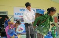 World Vision hỗ trợ 60.000 USD giúp trẻ em và người nghèo vùng hạn hán