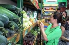 Thí điểm Siêu thị nông sản thực phẩm an toàn tại Hà Nội