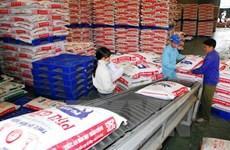 Kim ngạch nhập khẩu thức ăn gia súc và nguyên liệu tăng hơn 40%