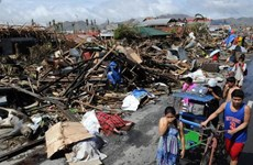 Siêu bão Haiyan tàn phá thế nào?