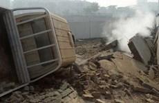 Trung Quốc: 22 người chết trong vụ nổ đường ống dầu