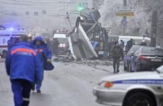 Lại thêm một vụ đánh bom khủng bố ở Volgorgrad