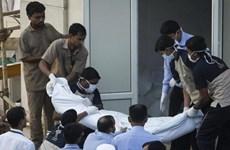 Hàng chục người thương vong do giẫm đạp tại Mumbai