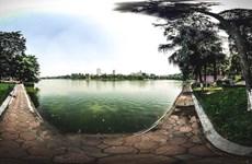 [Hình ảnh 360 độ] Hồ Hoàn Kiếm - Hà Nội