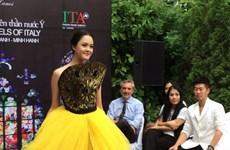 """""""Những thiên thần nước Ý"""": Cầu nối thời trang VN-Italy"""