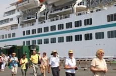 30 chuyến tàu biển quốc tế đến Việt Nam trong tháng Hai