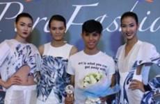 Nhà thiết kế trẻ VN dự London Fashion Week 2014