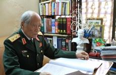 """[Photo] Những """"tướng quân"""" trở về từ Điện Biên Phủ"""