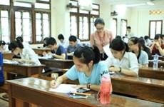 [Photo] Thí sinh chính thức bước vào kỳ thi Đại học đợt 2