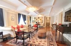 [Photo] Phòng Tổng thống của khách sạn 5 sao cổ nhất Hà Nội