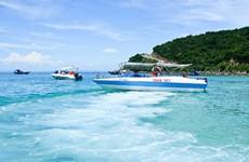Hai du khách Australia gặp nạn trên biển Cù Lao Chàm