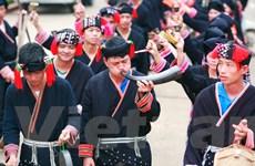 [Photo] Rực rỡ sắc màu Ngày hội văn hóa các dân tộc ở Mộc Châu