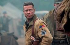 Tài tử Brad Pitt tái xuất màn ảnh rộng với vai lính chiến lịch sử