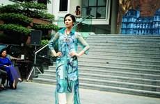 Áo dài thổ cẩm Việt Nam sẽ trình diễn tại Tòa thị chính Versailles