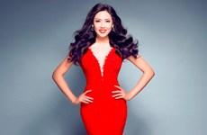 Nguyễn Thị Loan lên đường tham dự cuộc thi Hoa hậu Thế giới 2014