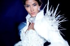 Ấn tượng với On Aura Tuot Vu tại Tuần lễ thời trang quốc tế Việt Nam