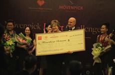 Mövenpick tổ chức đấu giá gây quỹ giúp trẻ em nghèo mắc bệnh tim