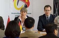 40 năm ngoại giao Việt Nam-Đức: Sẽ phát triển đối thoại chính trị