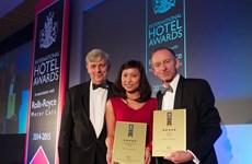 JW Marriott Hanoi liên tiếp đón nhận hàng loạt giải thưởng quốc tế