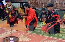 Hấp dẫn các hoạt động văn hóa ngày Hội Xuân dân tộc Tết Ất Mùi