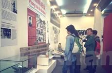 Xúc động triển lãm tái hiện hình ảnh nữ thanh niên thời chiến
