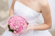 Triển lãm cưới 2015 lãng mạn và tinh tế với gam màu hồng