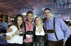 Lễ hội Oktoberfest 2015 trở lại Việt Nam với các loại bia đặc biệt