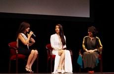 Ngọc Ánh giành giải Nữ diễn viên xuất sắc nhất LHP Thế giới ở Mỹ