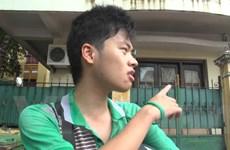 Nhân chứng hãi hùng kể lại vụ sập nhà cổ 107 Trần Hưng Đạo
