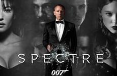 Quét camera điện thoại để khám phá phim James Bond mới