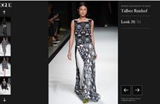 Kha Mỹ Vân sải bước đầy kiêu hãnh trên sàn diễn Paris Fashion Week