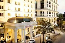 """Mövenpick Hà Nội được bầu chọn là """"khách sạn Boutique tốt nhất"""""""
