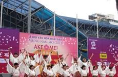Lễ hội AKE OME! 2016: Trải nghiệm văn hóa xứ sở Phù Tang tại Hà Nội